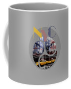 Trendy Design New York City Geometric Mix No 2 Coffee Mug