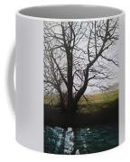 Trent Side Tree. Coffee Mug