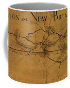 Trenton New Brunswick Turnpike 1800 Coffee Mug