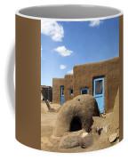 Tres Casitas Taos Pueblo Coffee Mug