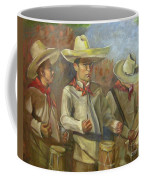 Tres Tambores Coffee Mug