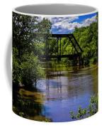 Trestle Over River Coffee Mug