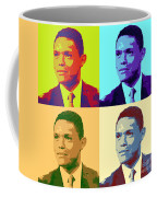Trevor Noah Pop Art Coffee Mug