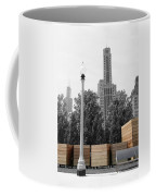 Tri Towers Coffee Mug