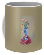 Triangle Flower Pot Coffee Mug