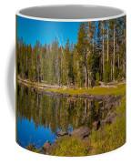 Triangle Lake Coffee Mug