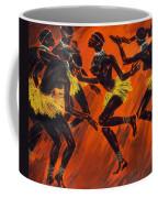Tribal Dance Coffee Mug
