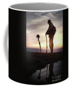 Tribute To A Fallen Comrade World War One Coffee Mug