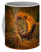 Tribute To Cecil Coffee Mug
