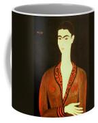 Tribute To Frida Coffee Mug
