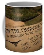 Tribute To The Cowboy Coffee Mug