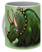 Triceratops Coffee Mug