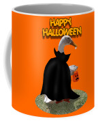 Trick Or Treat For Count Duckula Coffee Mug