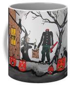 Trick Or Treat. Coffee Mug