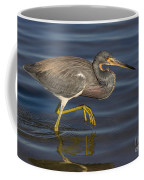 Tricolored Heron 1 Coffee Mug