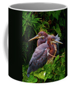 Tricolored Siblings Coffee Mug