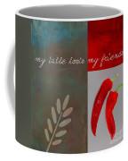Trilioli Kitchen Decor - Red 153z Coffee Mug