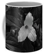 Trillium 2 Bw Coffee Mug