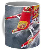 Trimaran Coffee Mug
