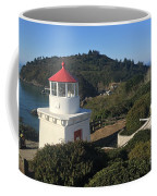 Trinidad Head Memorial Lighthouse, California Lighthouse Coffee Mug