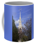 Trinity Church In Spring Coffee Mug