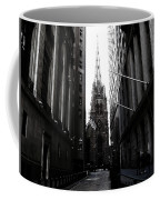 Trinity Church New York City Coffee Mug