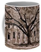 Trinity Episcopal Cathedral Court Yard Coffee Mug
