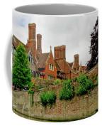 Trinity Hall From The Backs. Cambridge. Coffee Mug