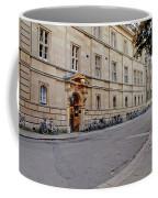 Trinity Hall In The Evening. Cambridge. Coffee Mug