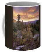 Trinity Mountains Coffee Mug