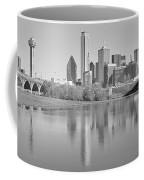 Trinity River Panorama Coffee Mug