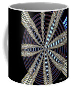Triple Abstract Coffee Mug
