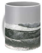 Triple Wave Action Coffee Mug