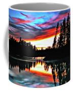 Tripping Coffee Mug by Steve Harrington