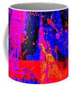 Triptych 2 Cropped Coffee Mug
