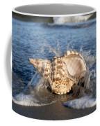 Triton Shell  Coffee Mug