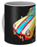 Triumph Gt Pop Art Coffee Mug