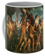 Triumph Of Bacchus 1514 Coffee Mug