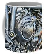 Triumph Tiger 800 Xc Engine Coffee Mug