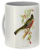 Trogon Ambiguus Coffee Mug