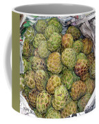 Troical Green Fruit 1 Coffee Mug