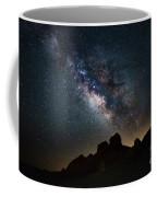Trona Pinnacles Galactic Core Coffee Mug