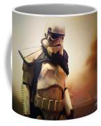 Trooper Landscape Coffee Mug