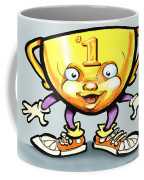 Trophy Coffee Mug