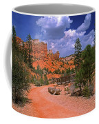 Tropic Canyon Bridge In Bryce Canyon Np Utah Coffee Mug