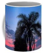 Tropic Sunset In Floirida Coffee Mug