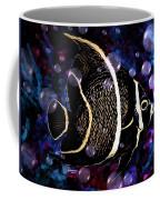 Tropical Angel Fish Coffee Mug