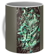 Tropical Bay Elements Coffee Mug