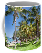 Tropical Beach I. Mauritius Coffee Mug