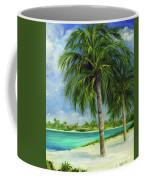 Tropical Beach Two Coffee Mug